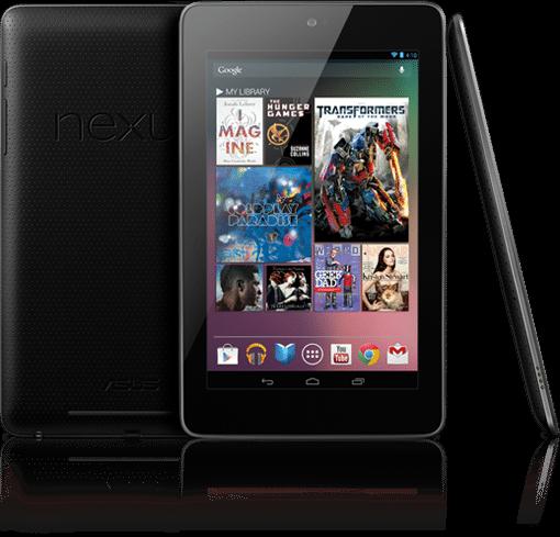 Google Nexus 7 Features, Specs, Price and more