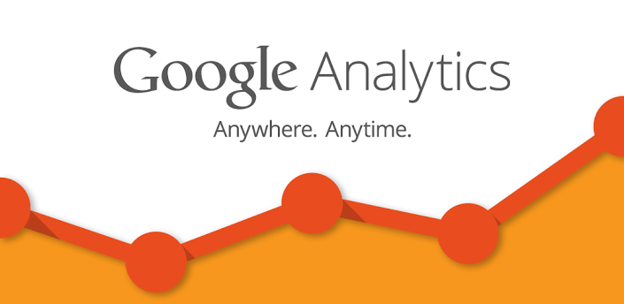 Google Analytics app for android