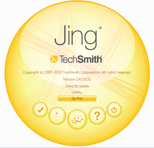 Jing-Awesome ScreenCapture And ScreenCasts Tool