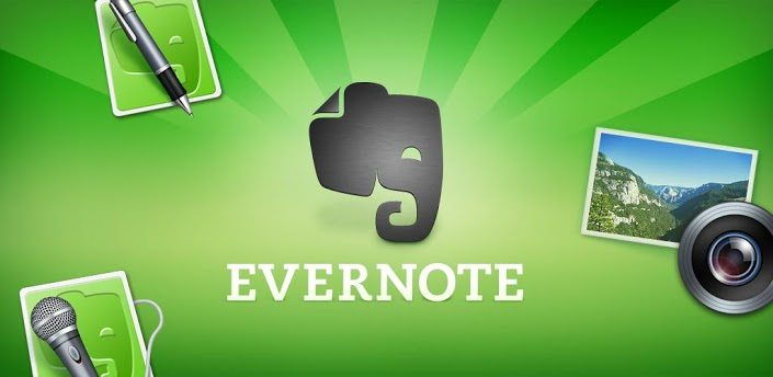evernote app for android