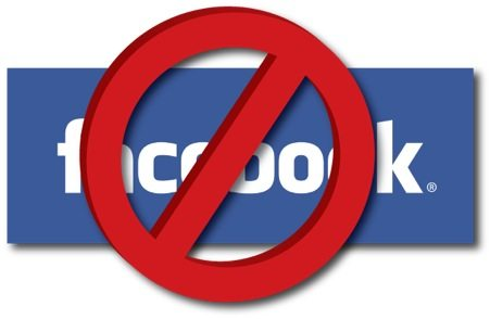 Facebook banned in india