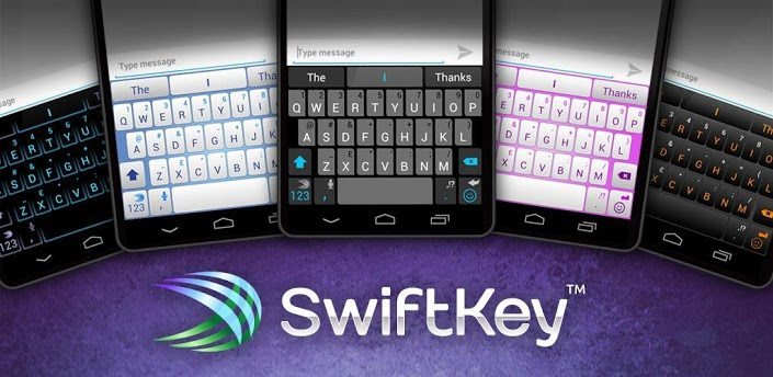 swiftkey app for android